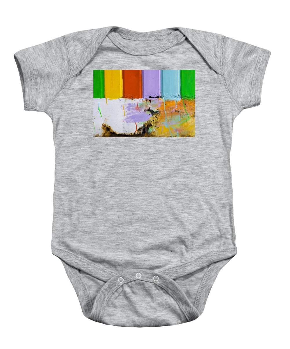 Skip Hunt Baby Onesie featuring the photograph Once Upon A Circus by Skip Hunt