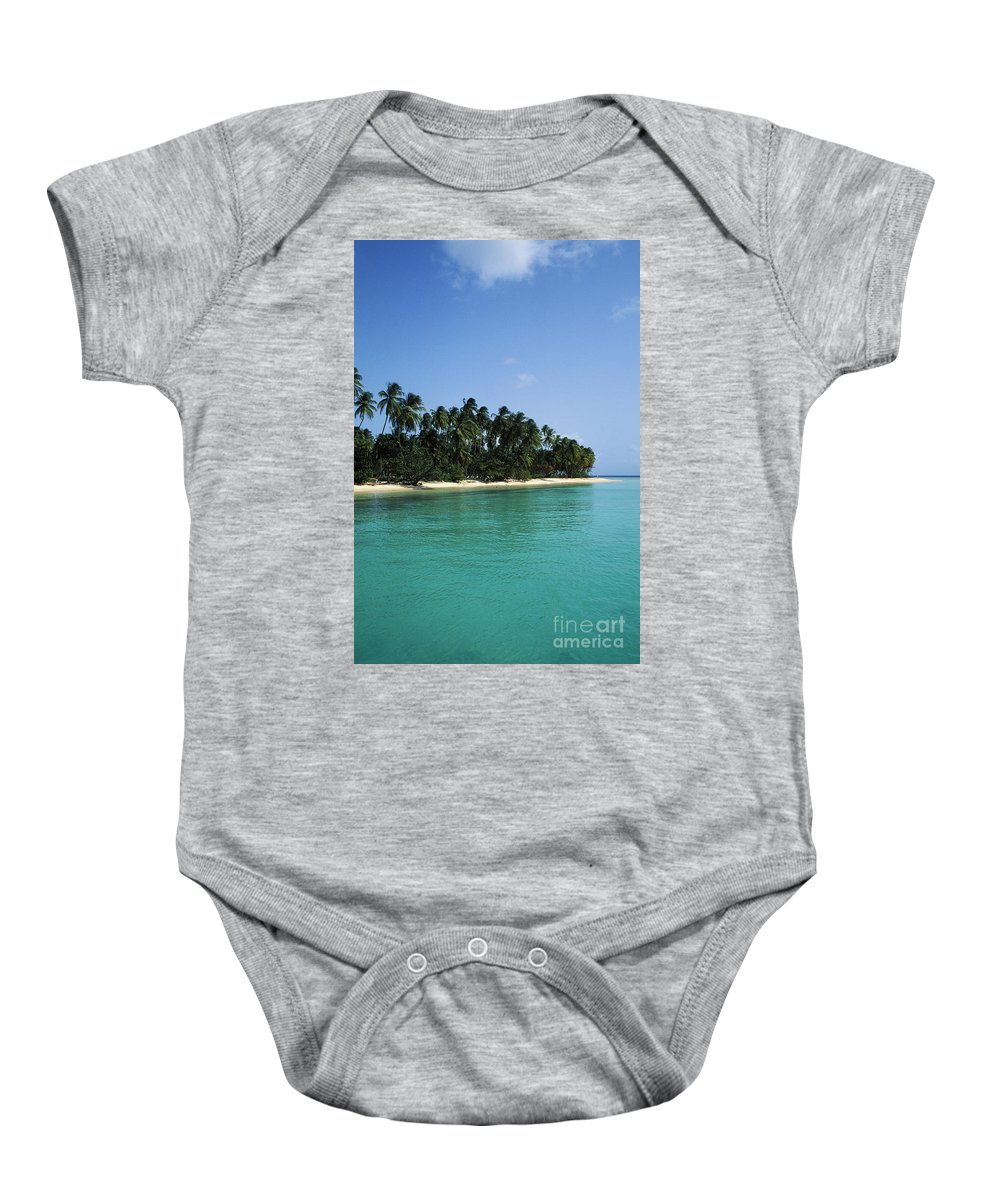 Beach Baby Onesie featuring the photograph Pigeon Point by Bill Bachmann - Printscapes