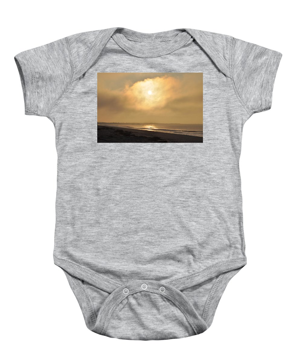 Sunrise Baby Onesie featuring the photograph Rapture by Bill Cannon