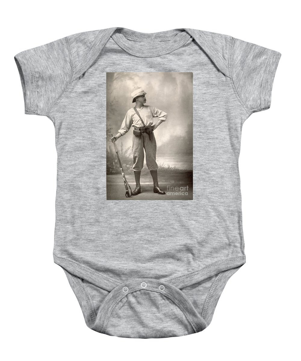 1880 Baby Onesie featuring the painting Robert Henry Nelson by Granger