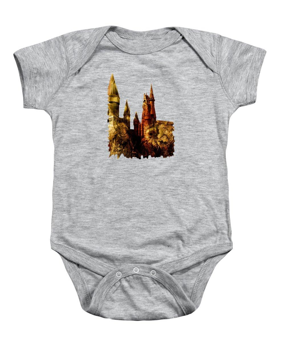 Wizard World Baby Onesies