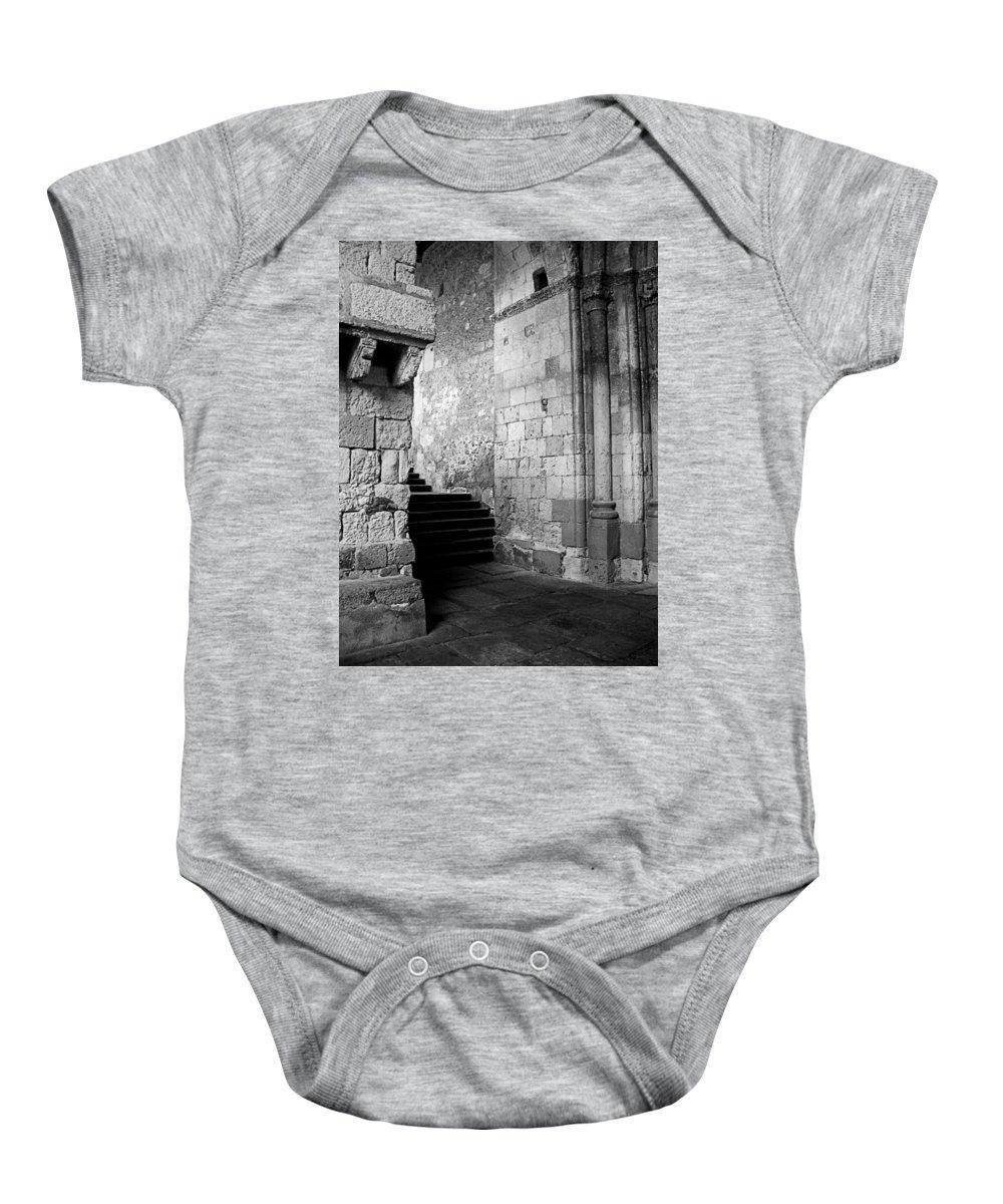 Spain Baby Onesie featuring the photograph Somewhere In Segovia by Osvaldo Hamer