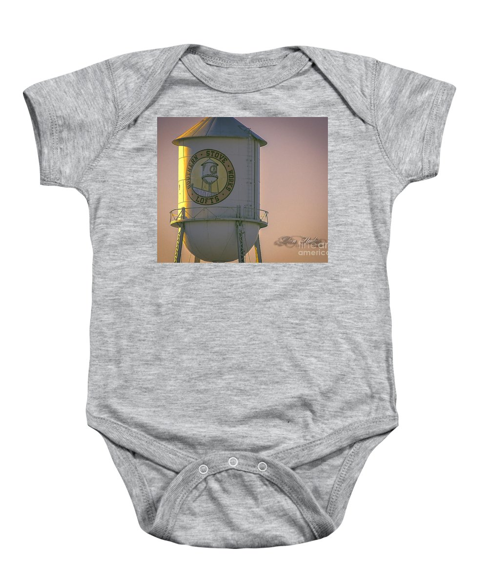 Photoshop Baby Onesie featuring the photograph Southern Stove by Melissa Messick