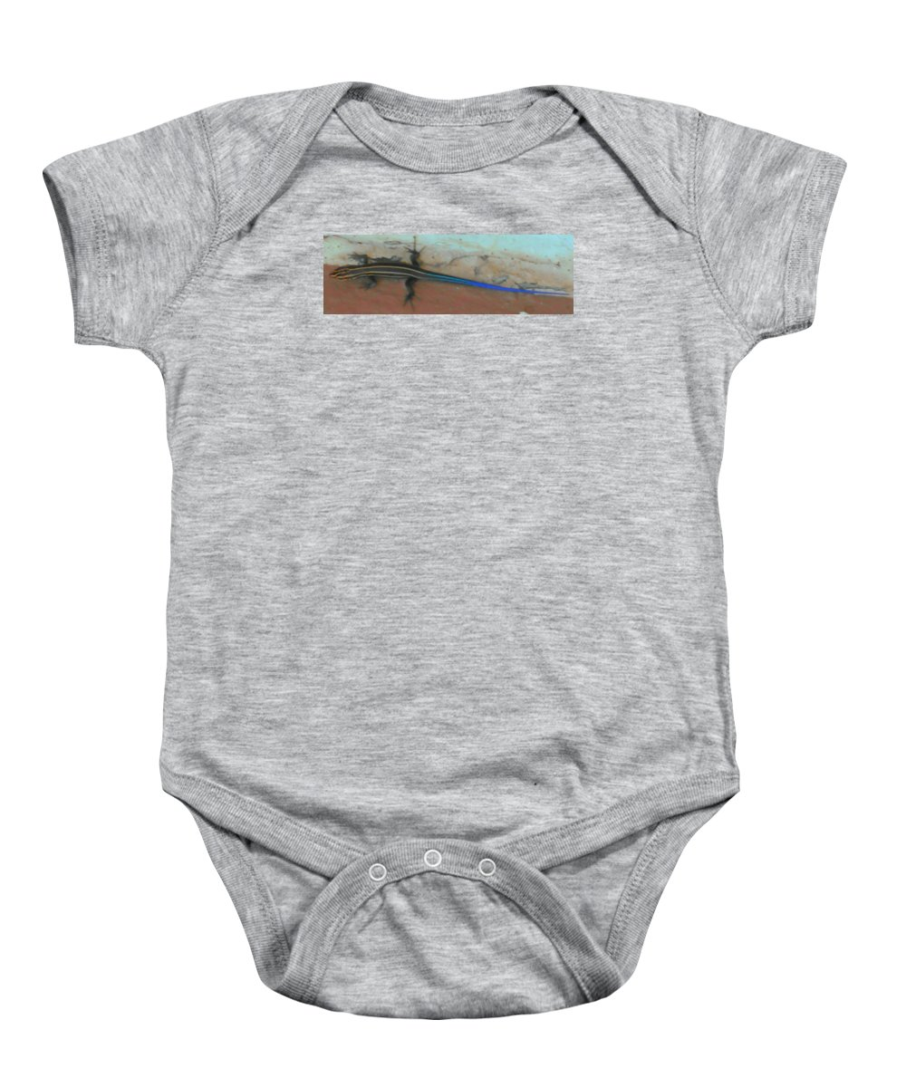 Baby Onesie featuring the photograph Standing Out by Joseph Stewart