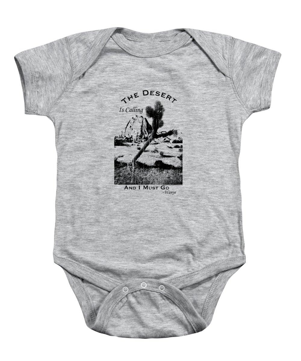 Desert Baby Onesies