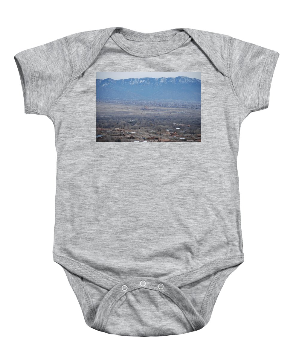 Casino Baby Onesie featuring the photograph The Indian Casino by Rob Hans
