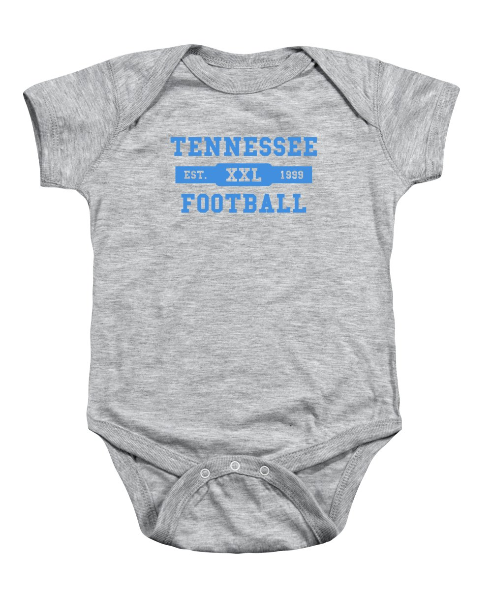 official photos 896ae 2130f Tennessee Titans Baby Onesies | Pixels