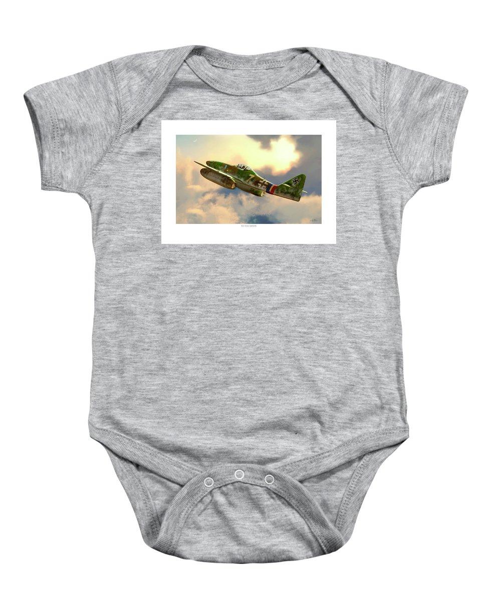 Smithsonian Museum Baby Onesies