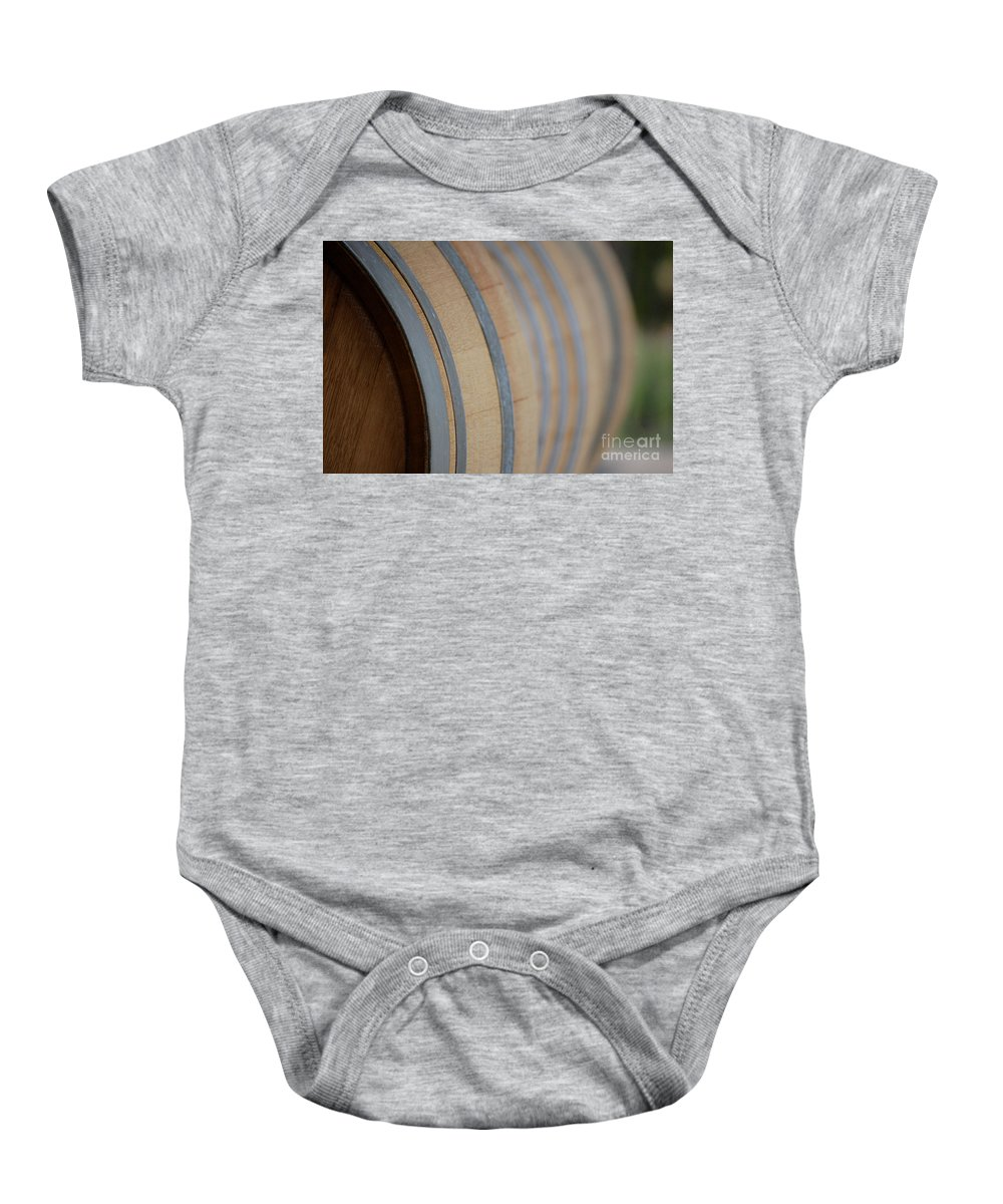 Wine Baby Onesie featuring the photograph Whine A Little by Robert Meanor