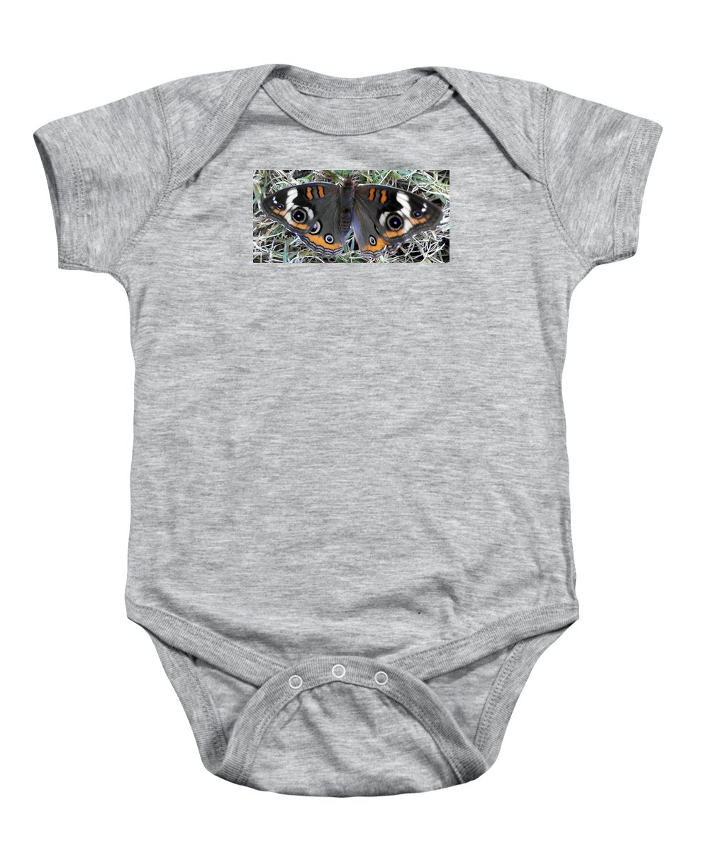 Baby Onesie featuring the photograph Yearning To Fly by Joseph Stewart