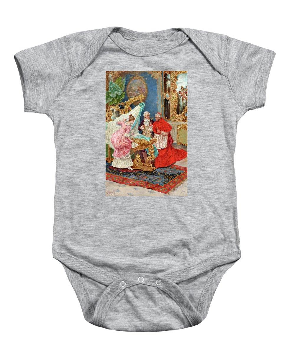 Giulio Baby Onesies
