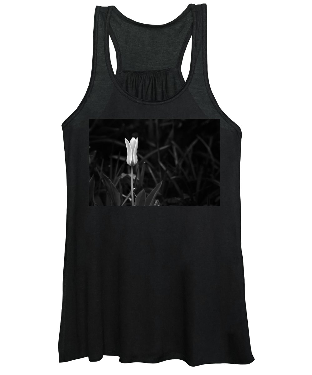 White Women's Tank Top featuring the photograph Reborn by Scott Norris
