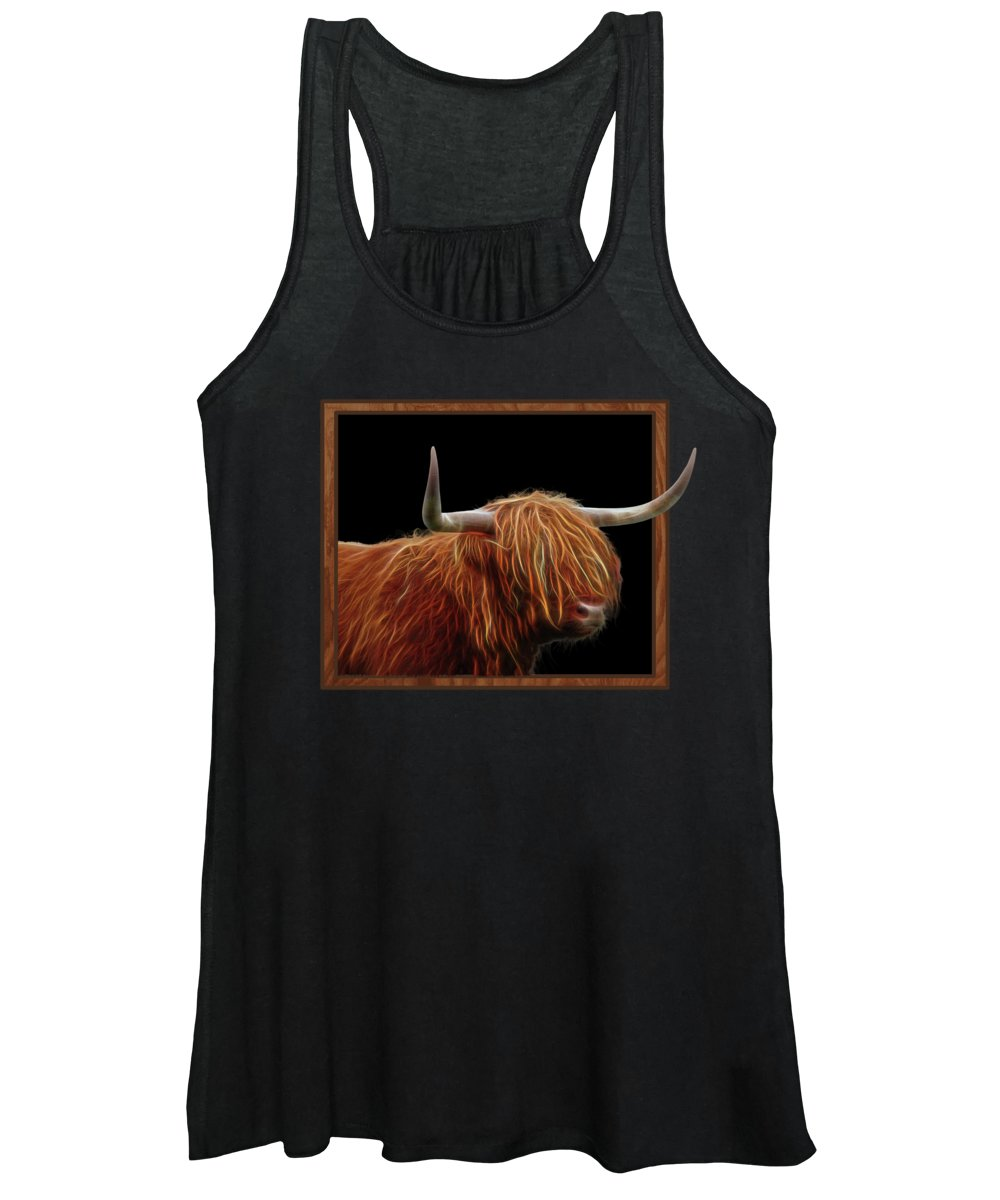 Highland Photographs Women's Tank Tops