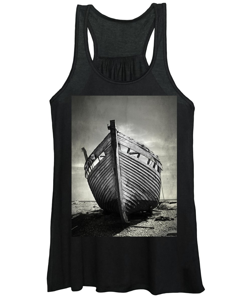 Shipwreck Photographs Women's Tank Tops
