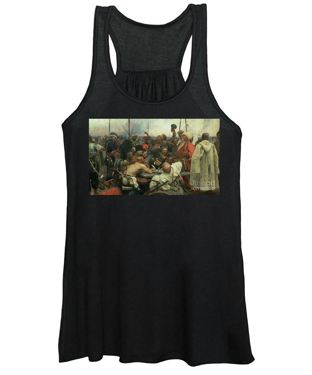 Ilya Repin Women's Tank Tops