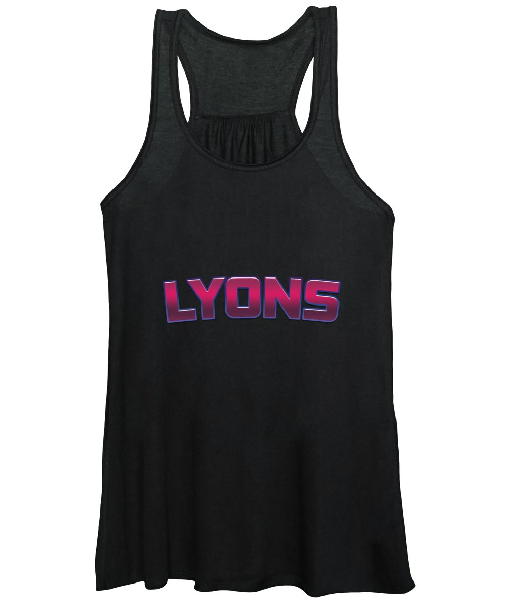 Lyons Women's Tank Tops