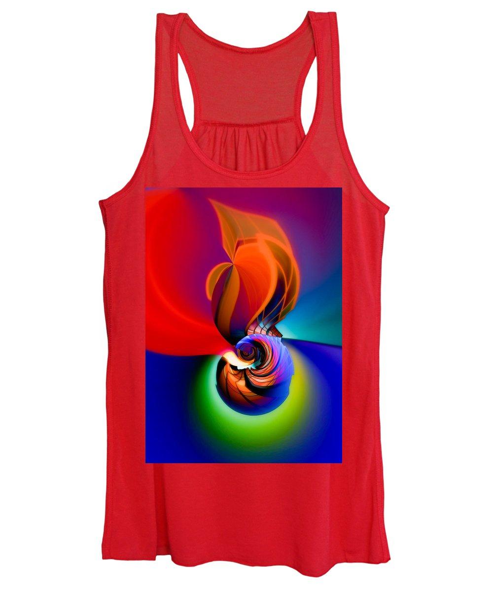 Siphonophore Photographs Women's Tank Tops