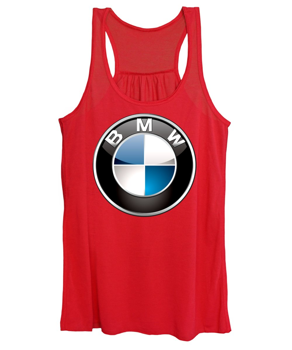 Car Women's Tank Tops