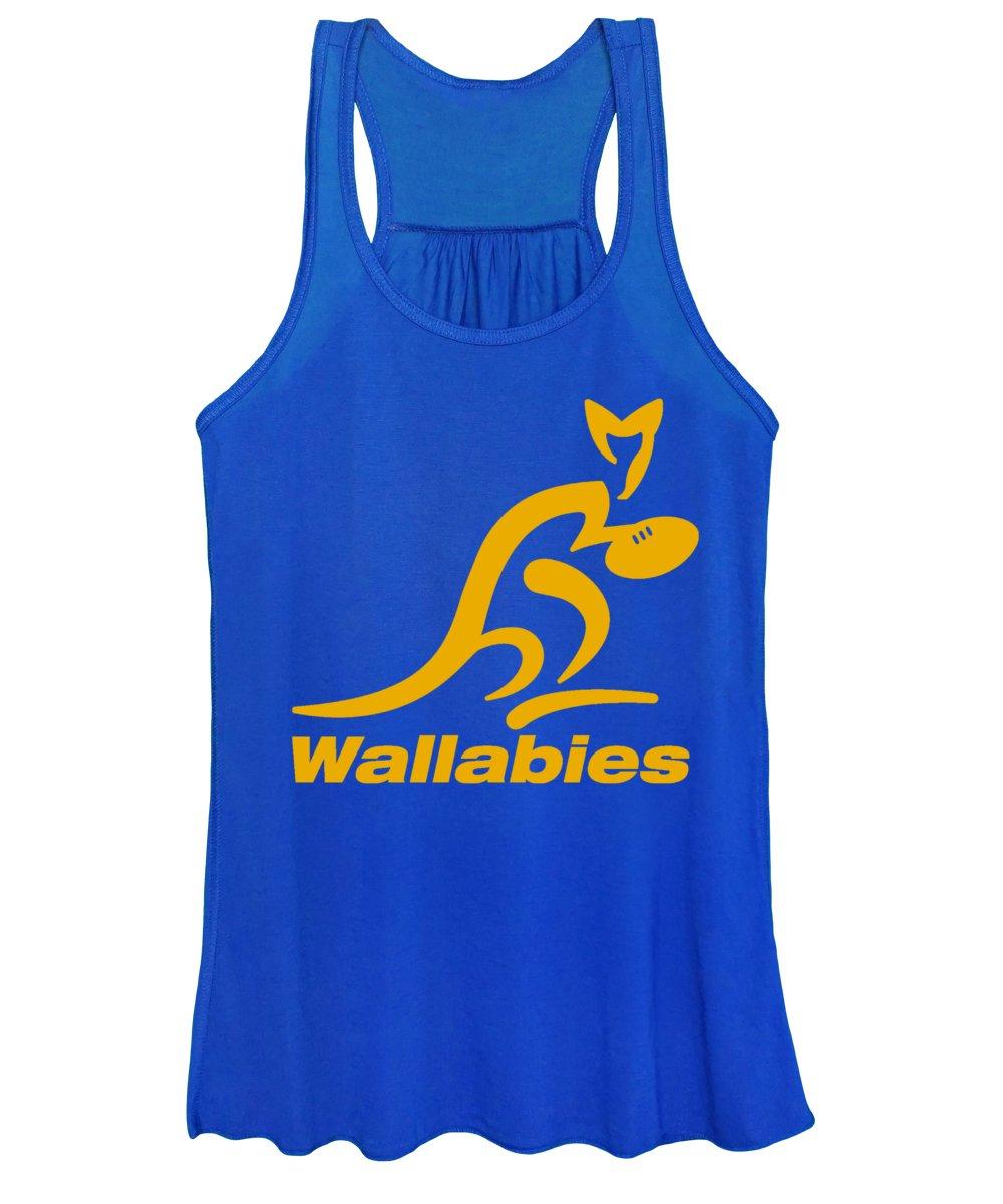 Wallaby Women's Tank Tops