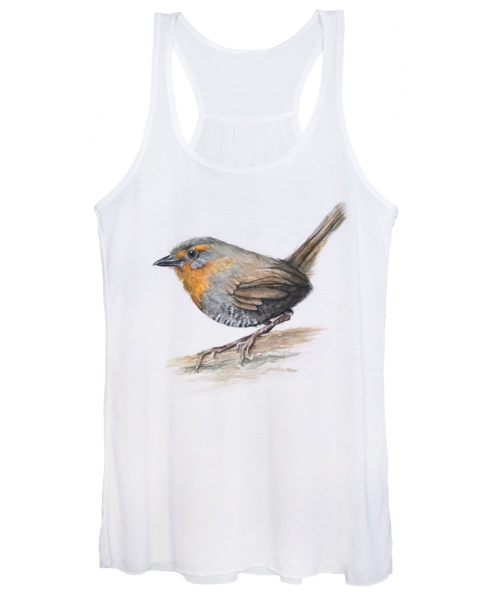 South America Women's Tank Tops
