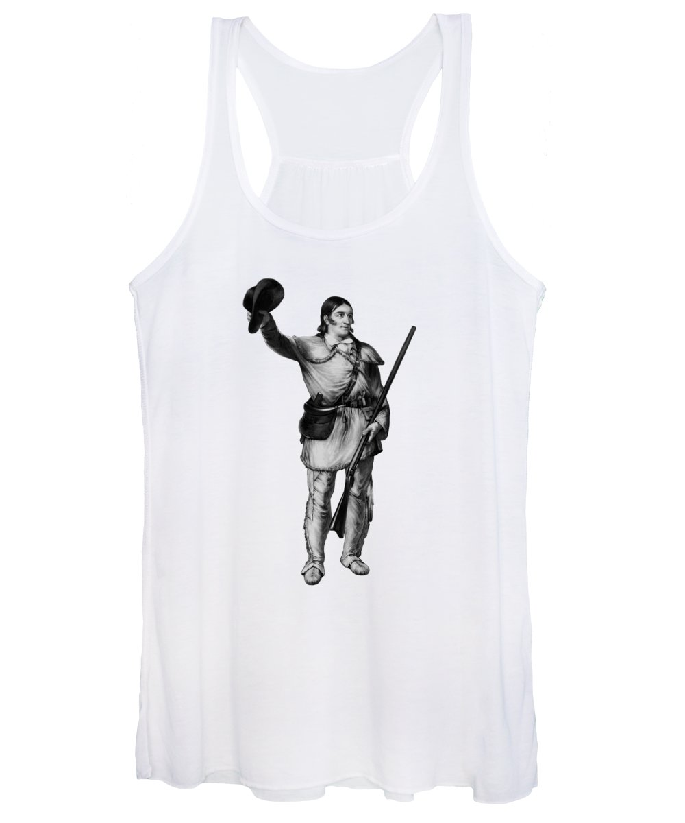 Soldier Drawings Women's Tank Tops
