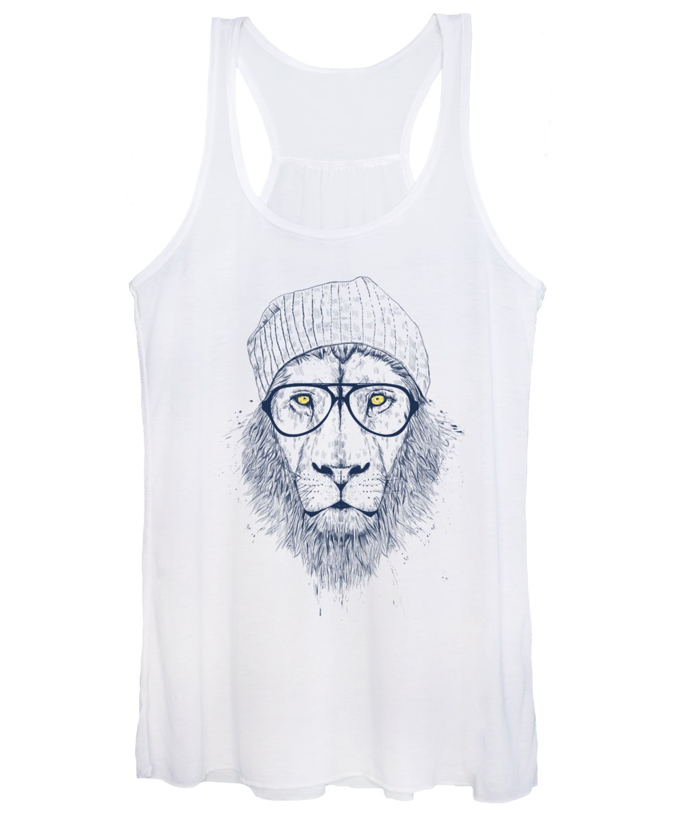 Glass Women's Tank Tops