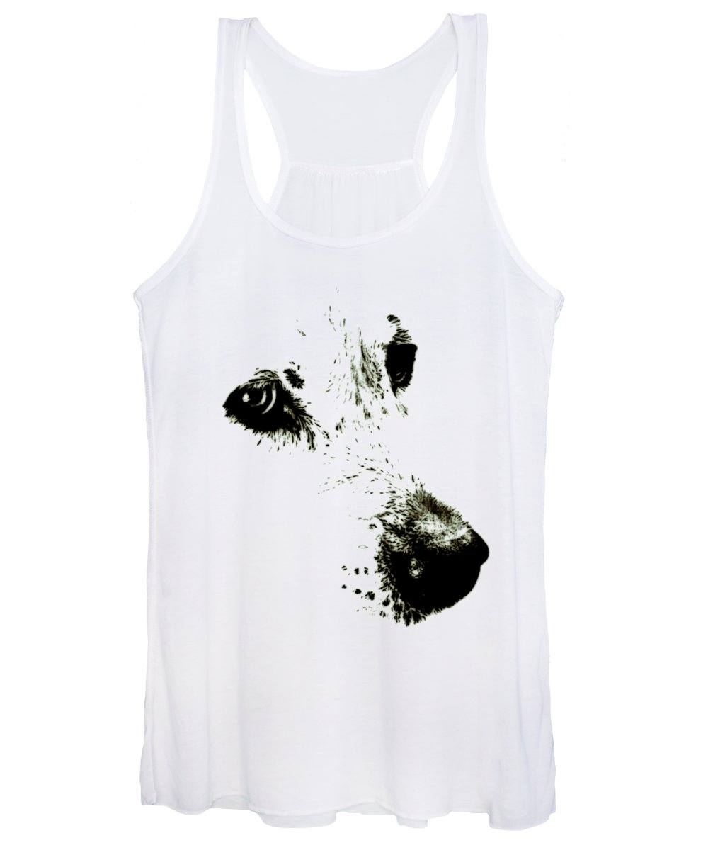 Doggy Paintings Women's Tank Tops