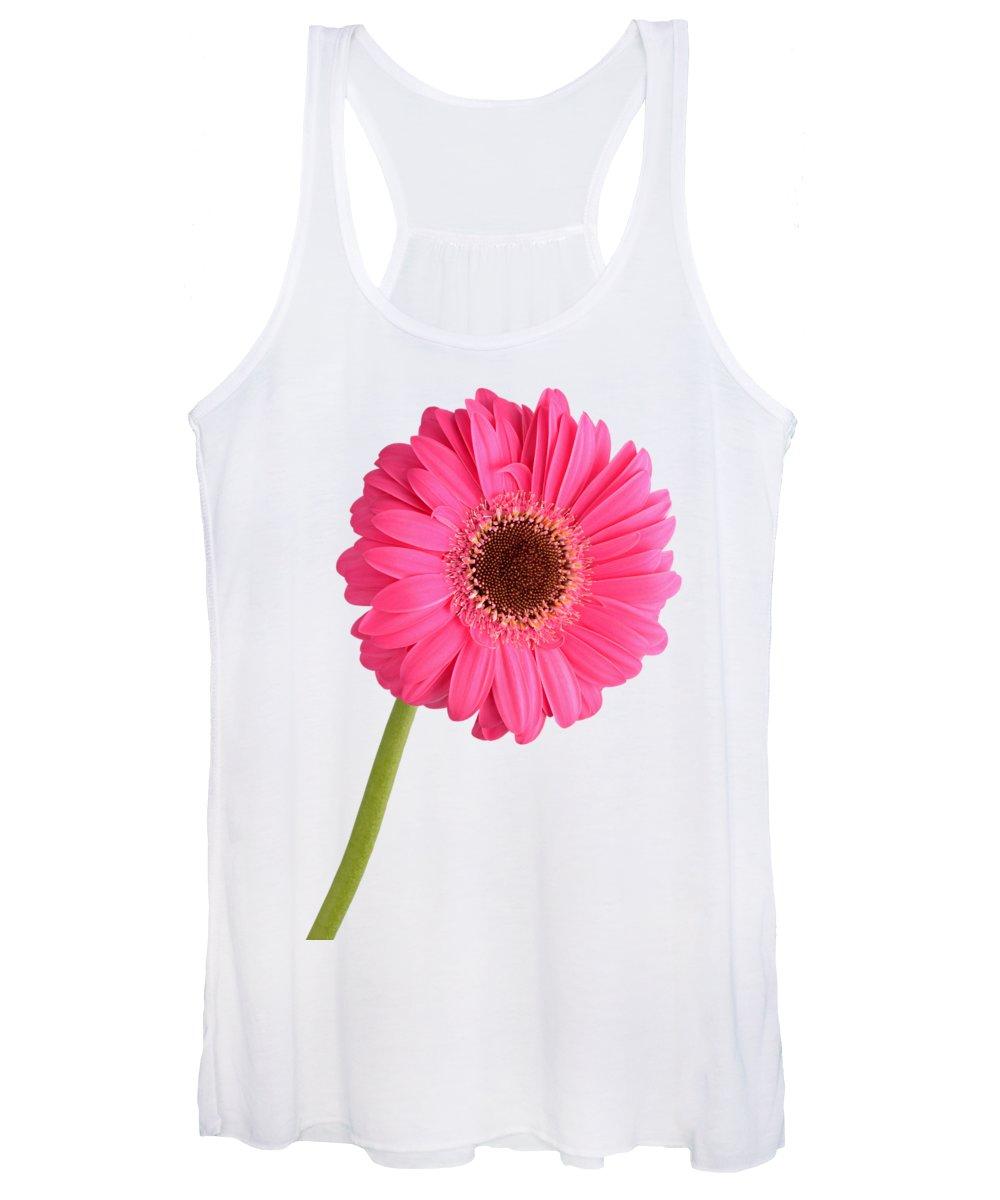 Slim Fit T-shirt Women's Tank Tops