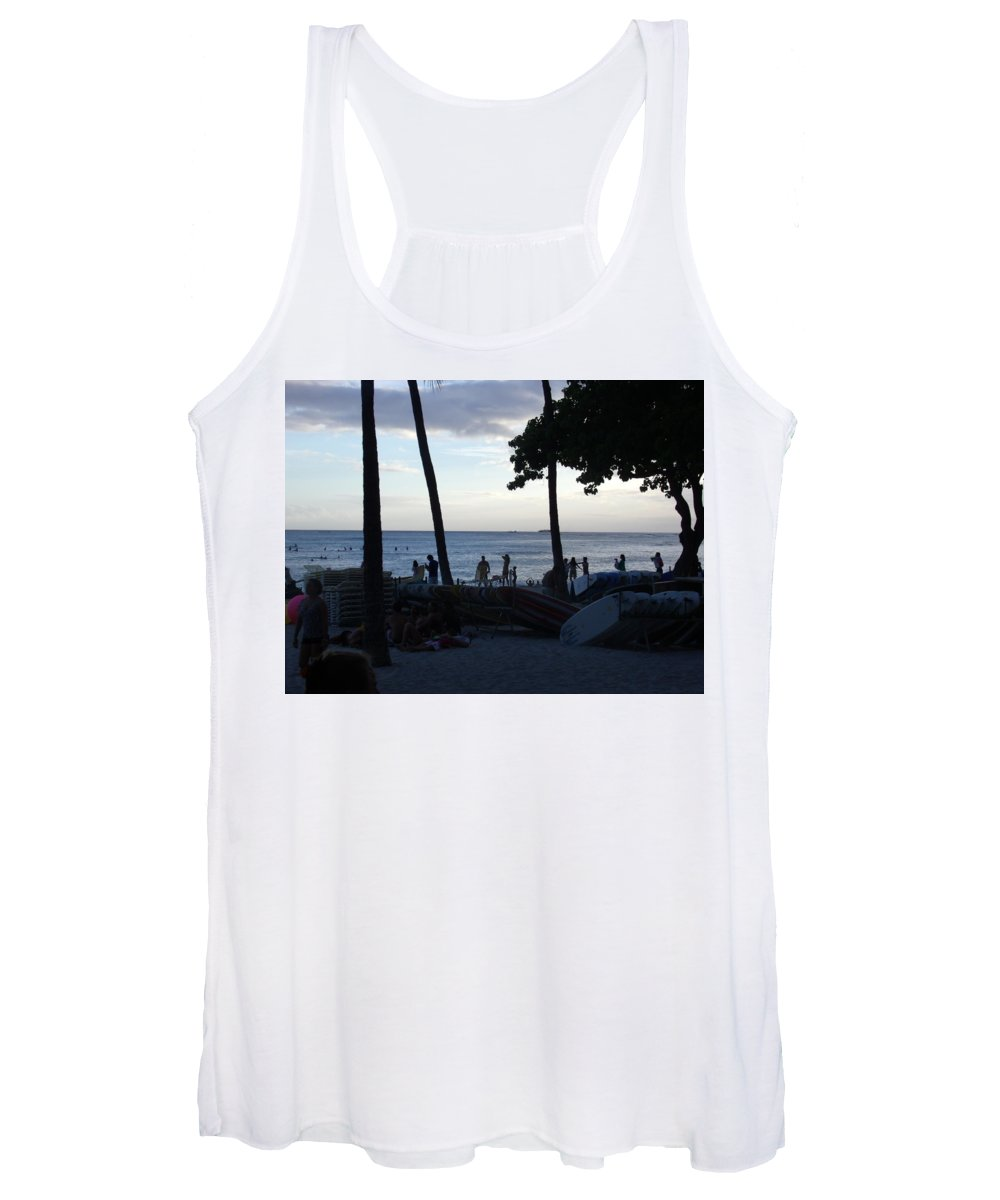 Nature Women's Tank Tops