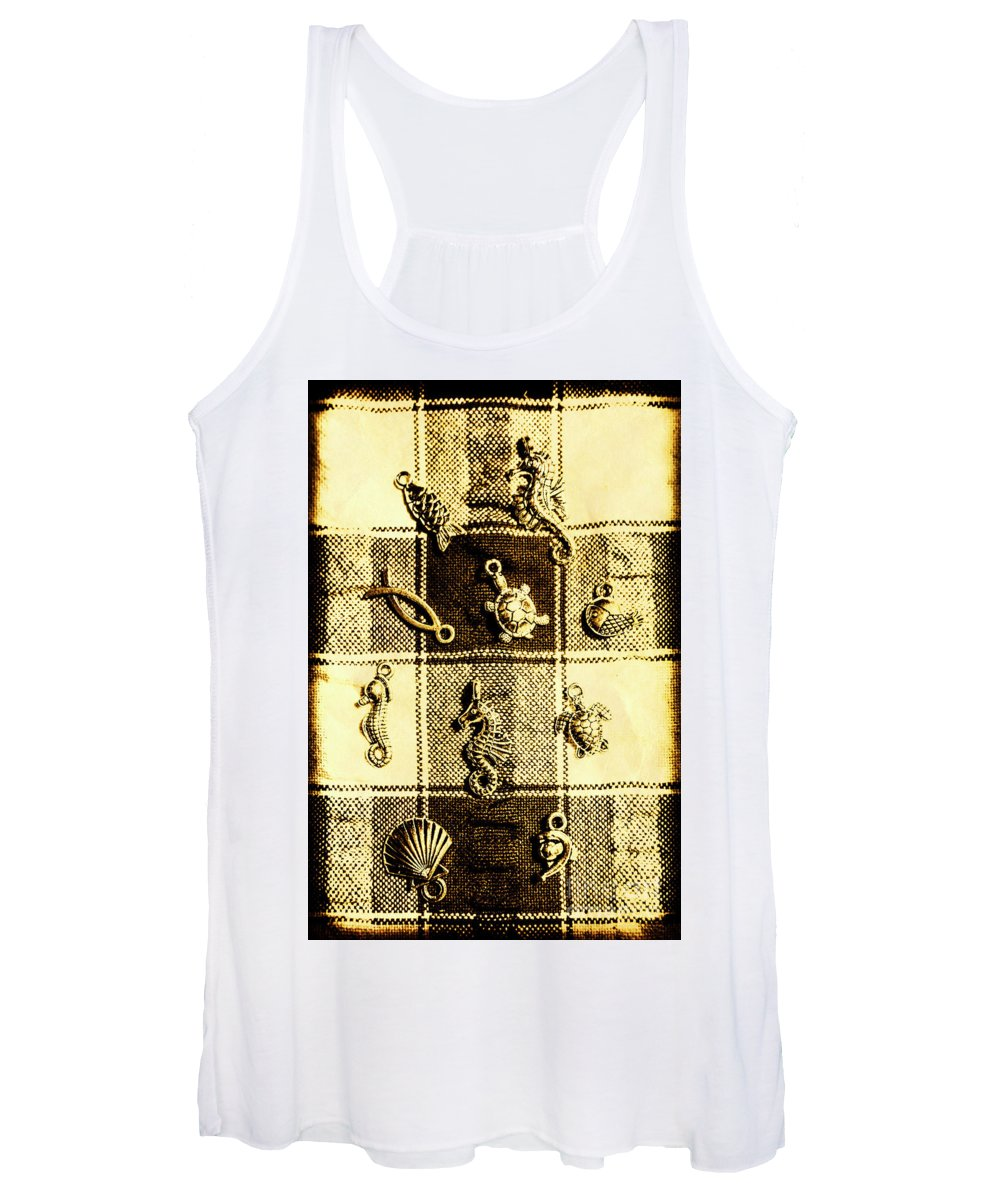 Marine Women's Tank Top featuring the photograph Marine Theme by Jorgo Photography - Wall Art Gallery