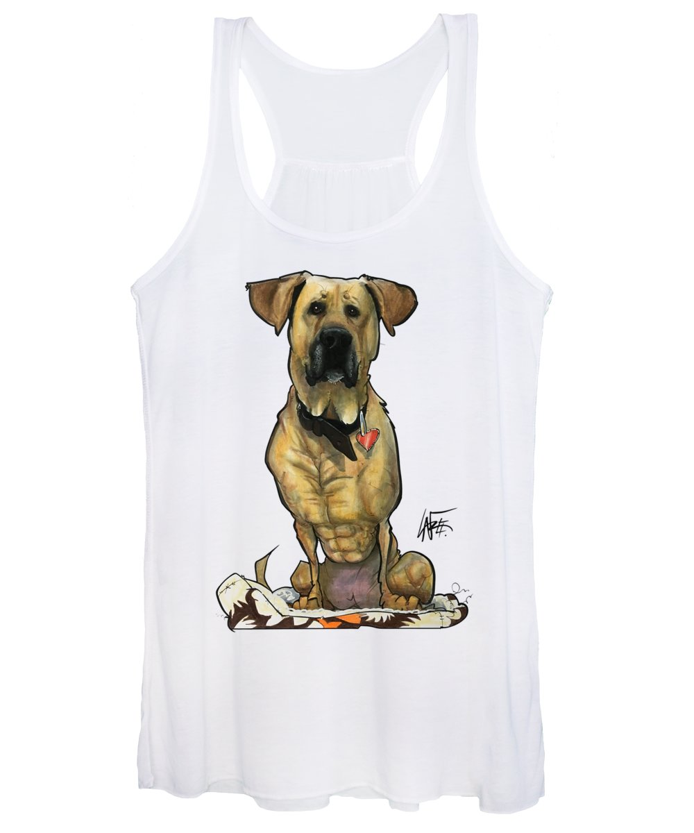 Mutt Drawings Women's Tank Tops
