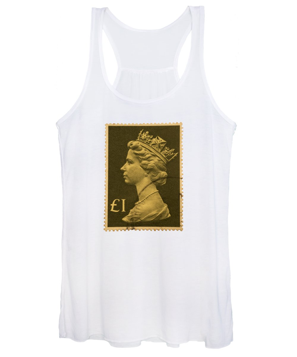 Postage Photographs Women's Tank Tops