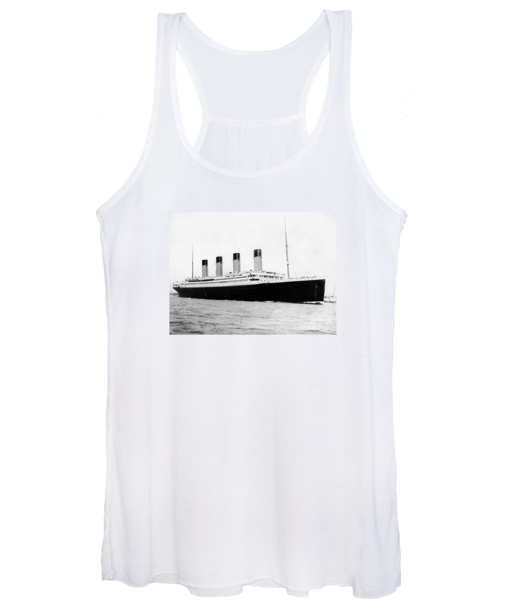 Passenger Ship Women's Tank Tops