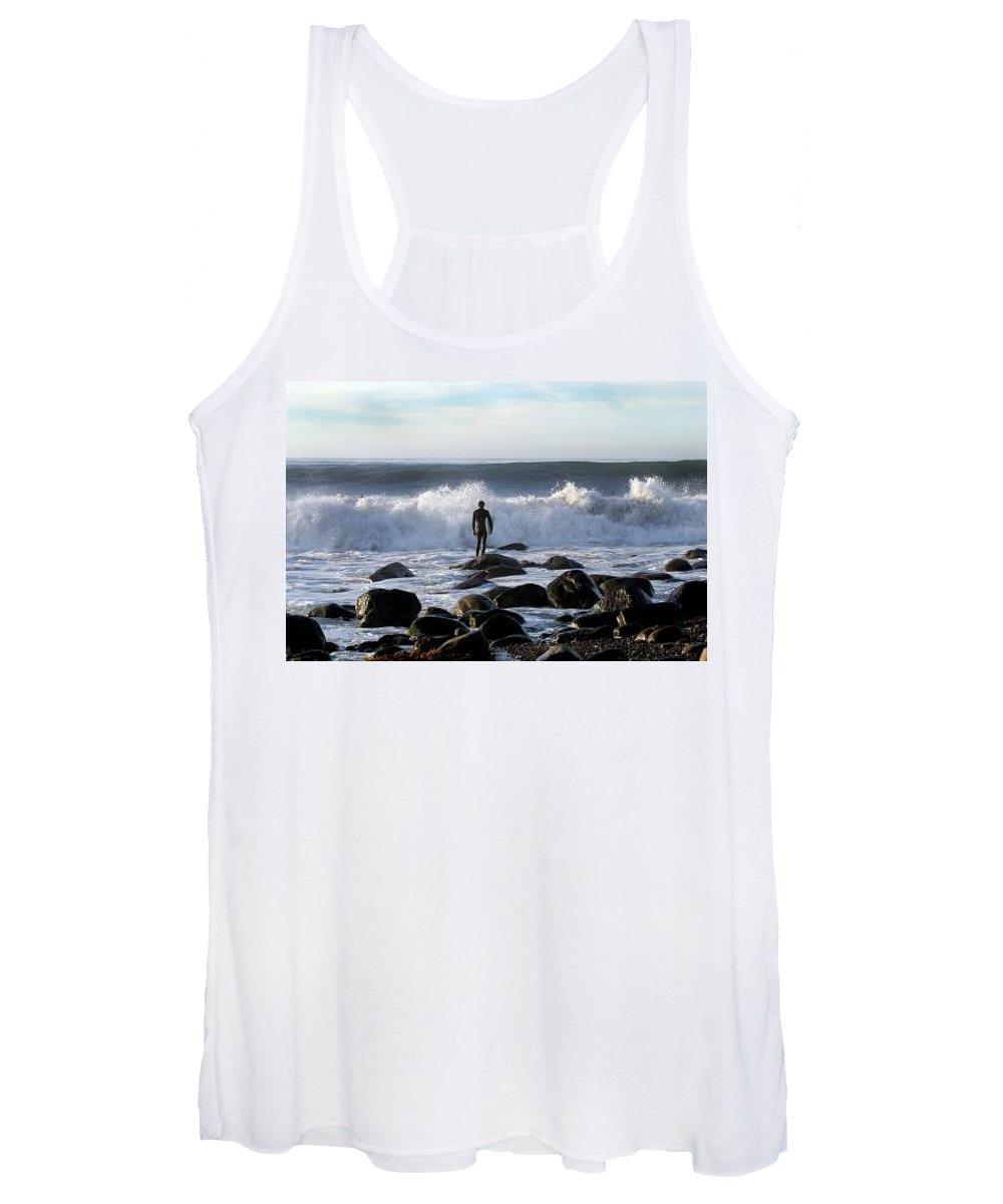 El Capitan Women's Tank Top featuring the photograph Should I by Jason Sanders