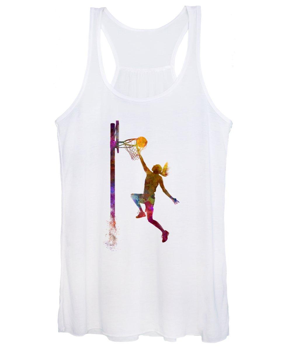 Basketball Women's Tank Tops