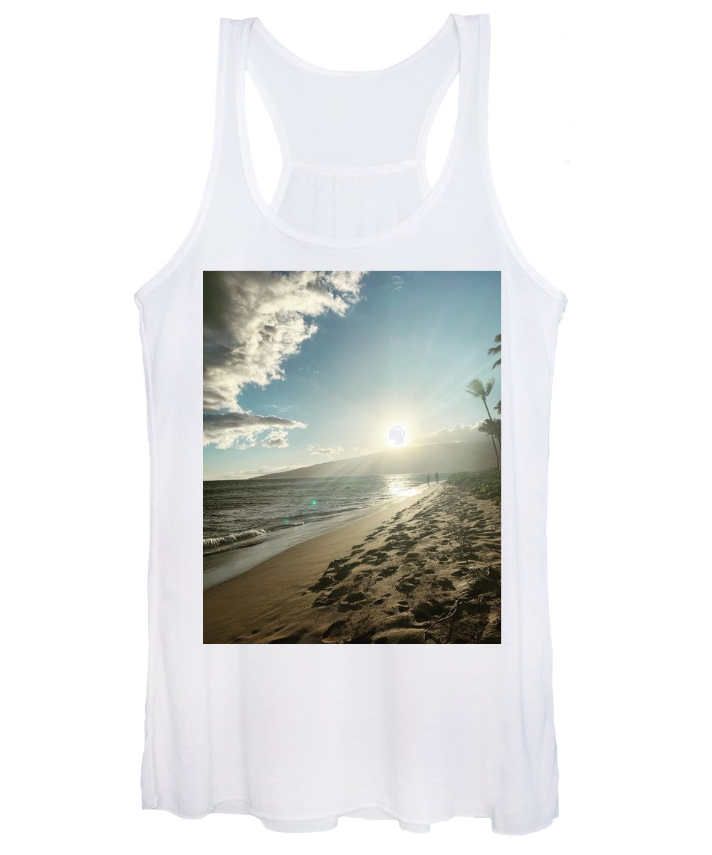 Hawaii Women's Tank Top featuring the photograph Maui by Kristin Rogers