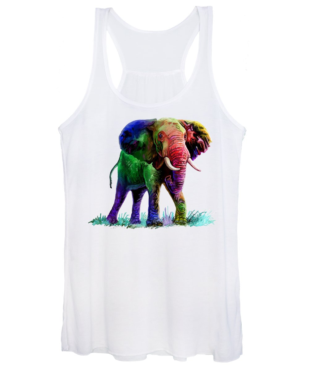 Water Towers Women's Tank Tops