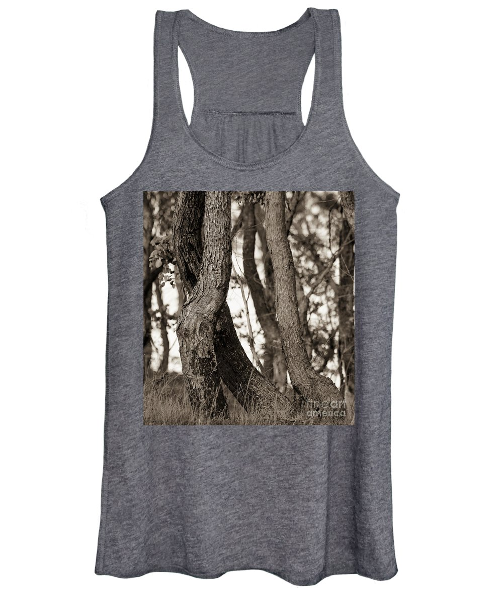 Australia Women's Tank Top featuring the photograph Trees by Steven Ralser