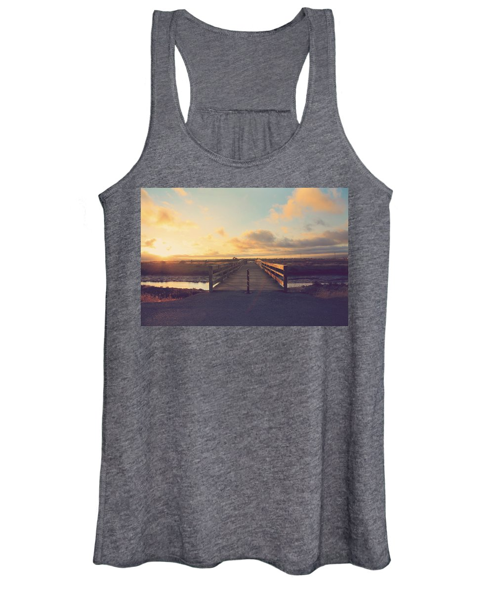 San Lorenzo Women's Tank Top featuring the photograph Drawing Nearer by Laurie Search