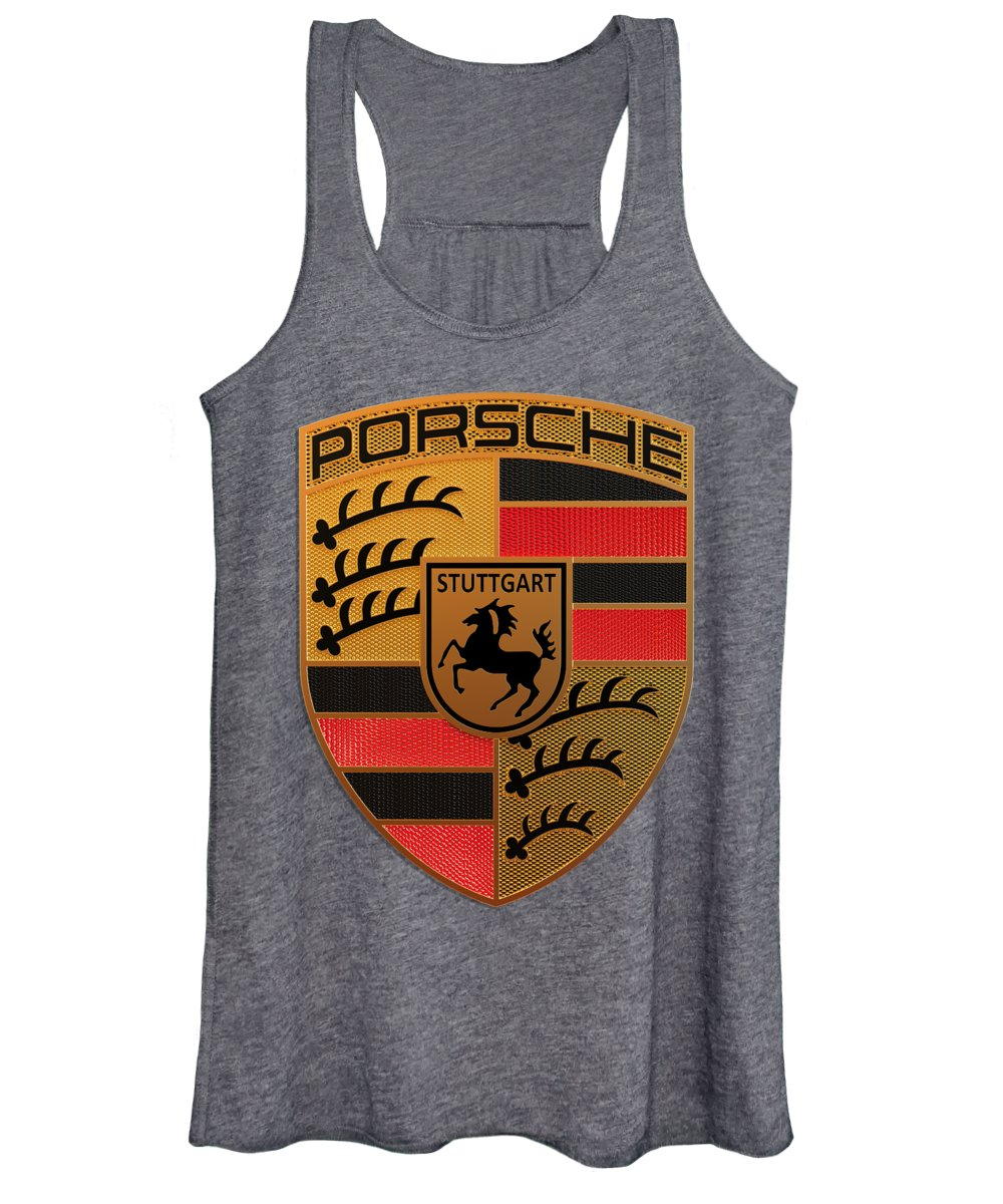 Vehicle Women's Tank Tops