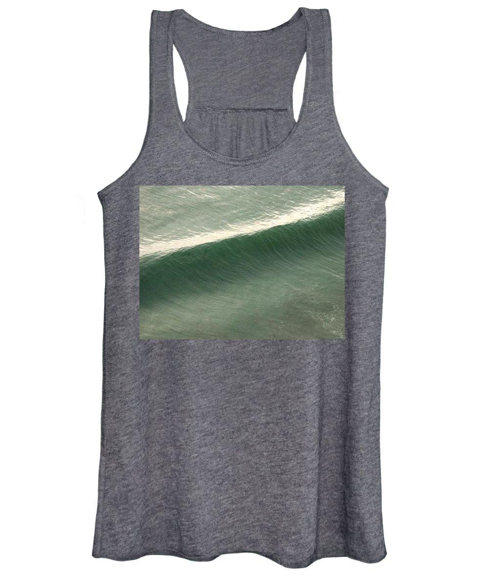 Big Sur Women's Tank Top featuring the photograph Big Sur by Jason Sanders