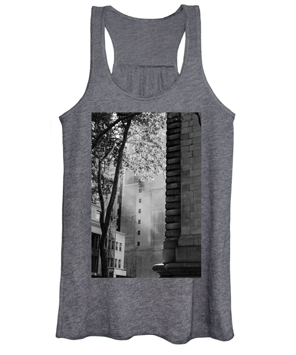 Buttons Women's Tank Top featuring the photograph Buttons by Jason Sanders