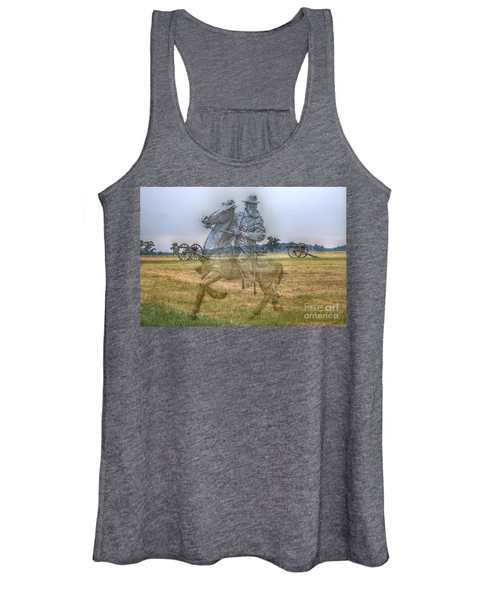 Army Of The Potomac Women's Tank Tops