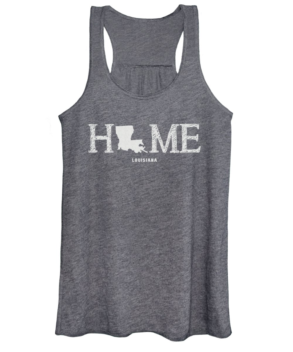 Women's Tank Top featuring the mixed media La Home by Nancy Ingersoll