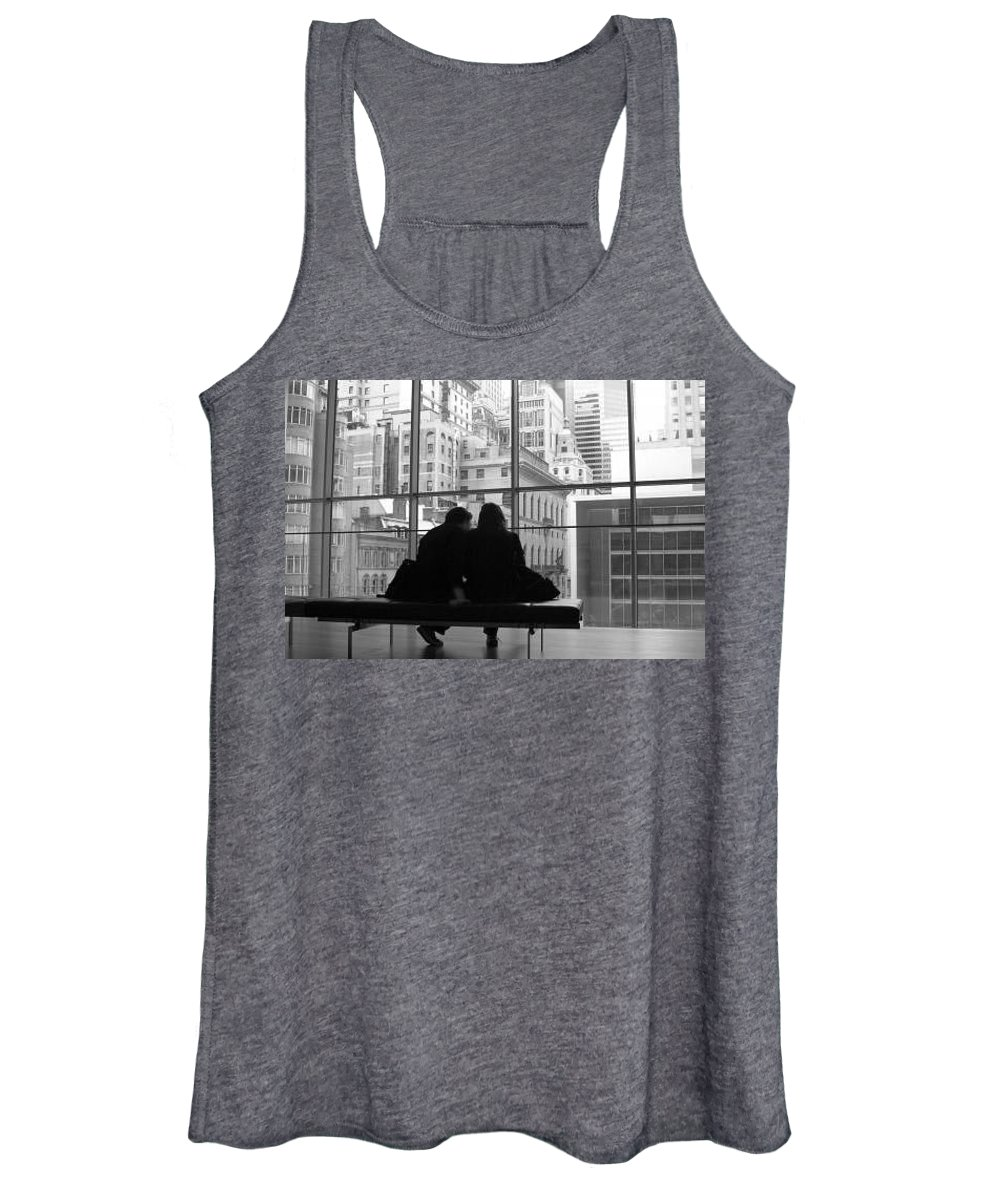 Museum Women's Tank Top featuring the photograph Museum Ny by Jason Sanders