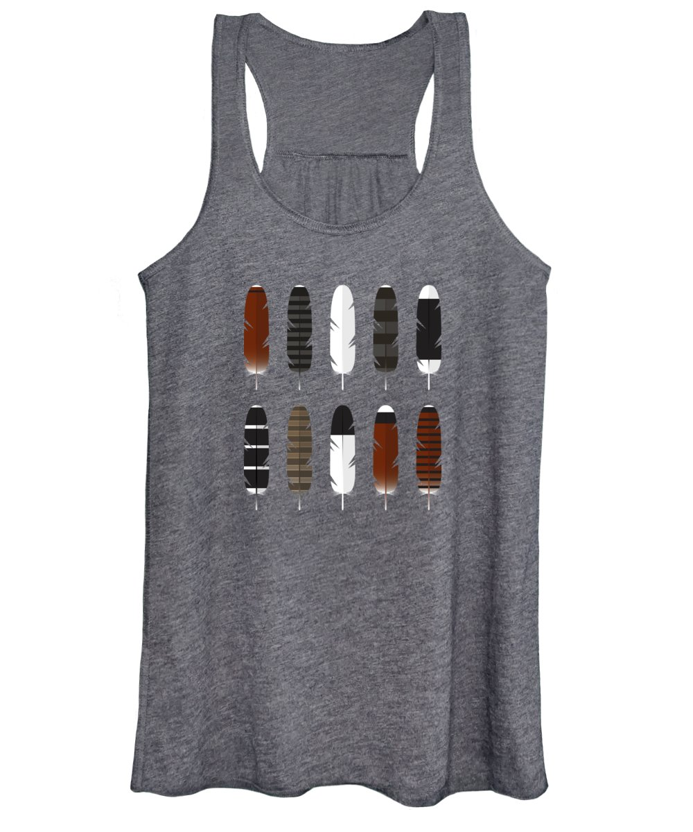 Panoramic Women's Tank Tops