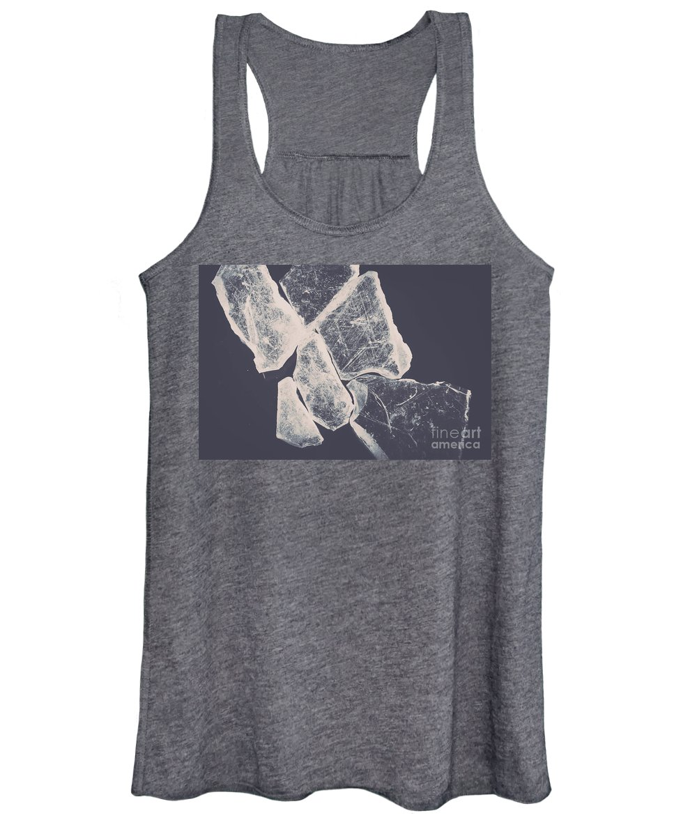 Fracture Women's Tank Top featuring the photograph Splints Of Opacity by Jorgo Photography - Wall Art Gallery