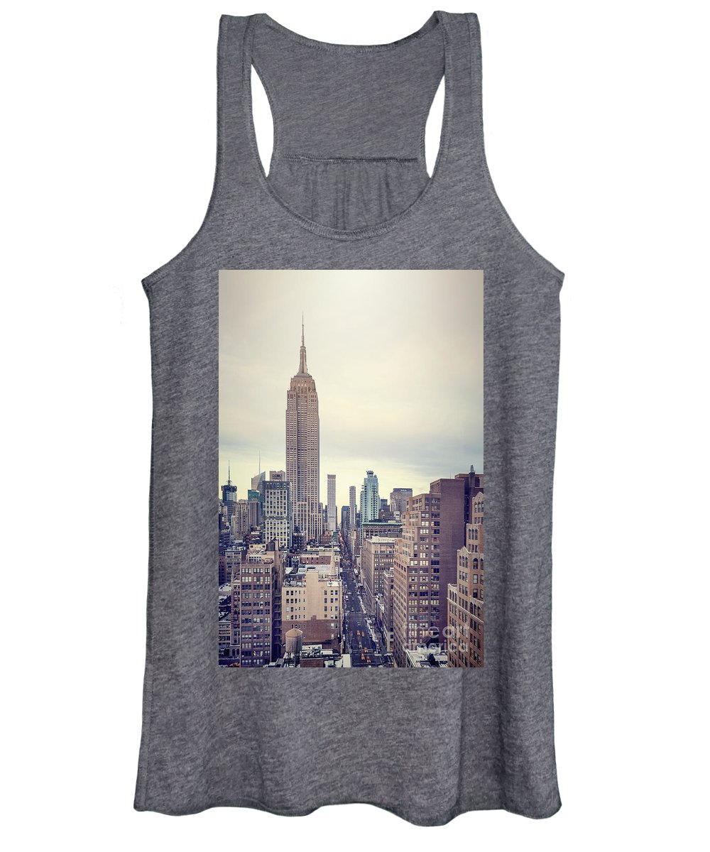 Kremsdorf Women's Tank Top featuring the photograph The Age Of The Empire by Evelina Kremsdorf