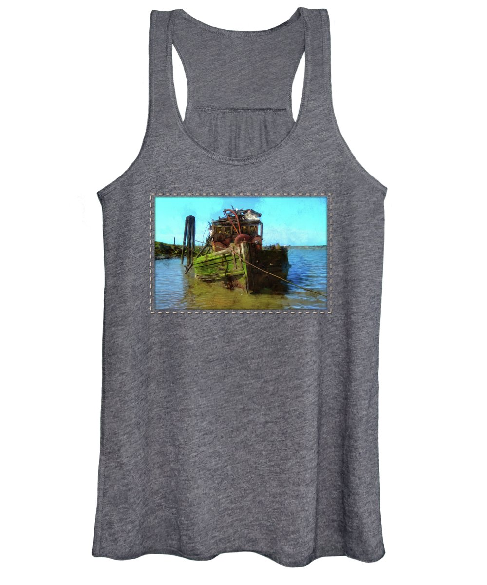 Wreck Photographs Women's Tank Tops