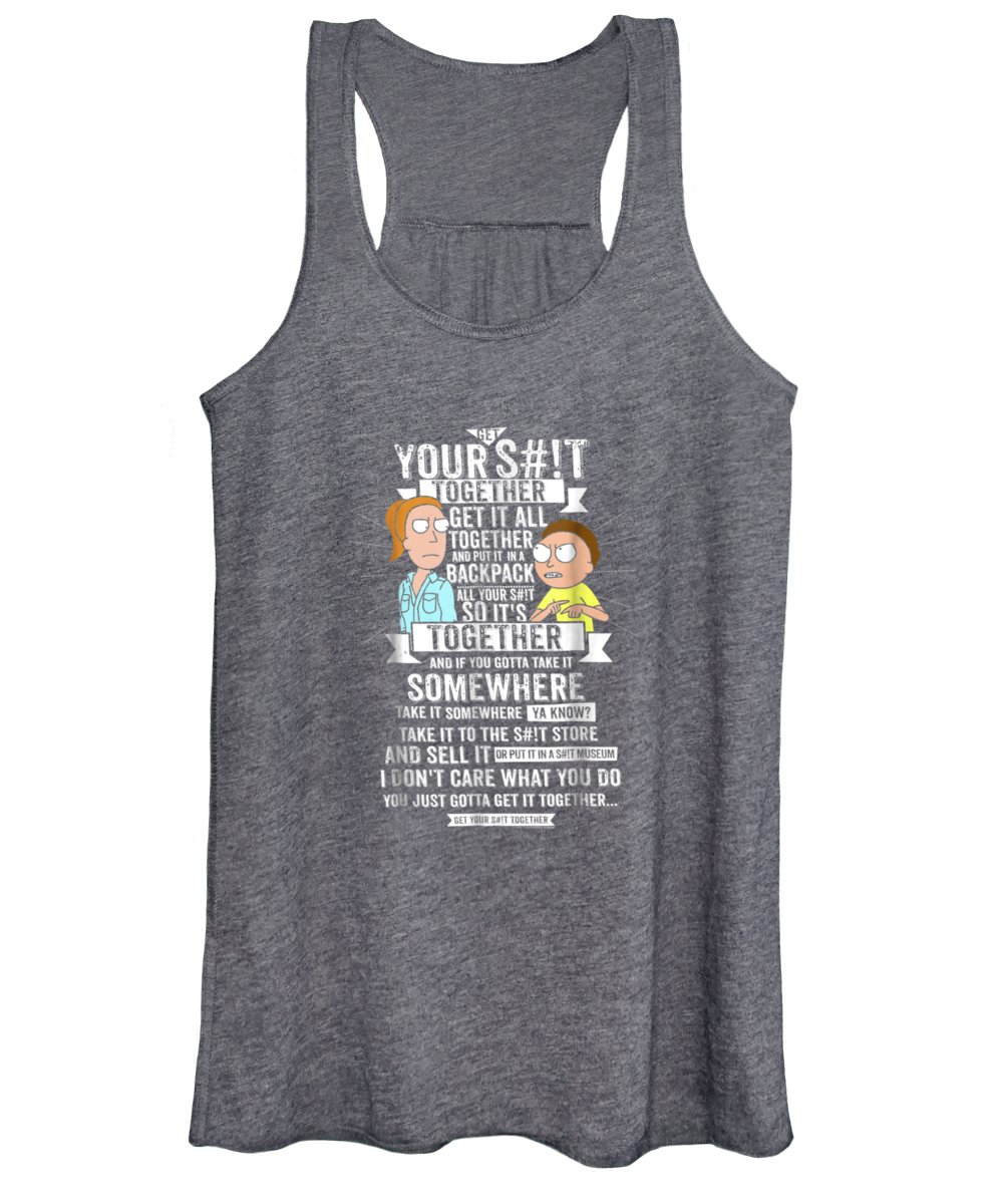 Together Women's Tank Tops